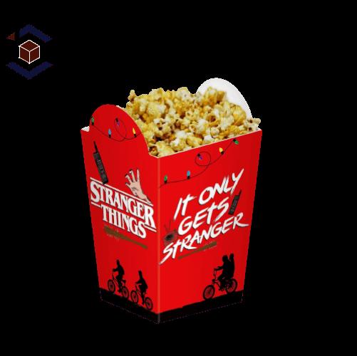Custom Popcorn Packaging Boxes