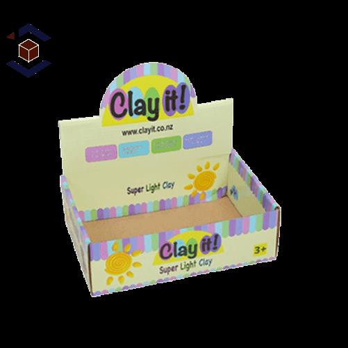 Custom Product Display Packaging Box