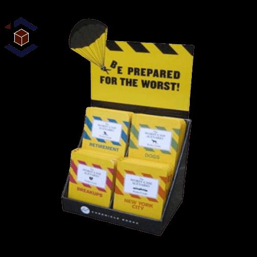 Custom Product Display Packaging