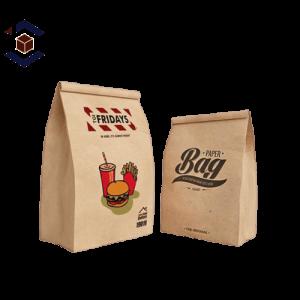 Custom Takeaway Bags