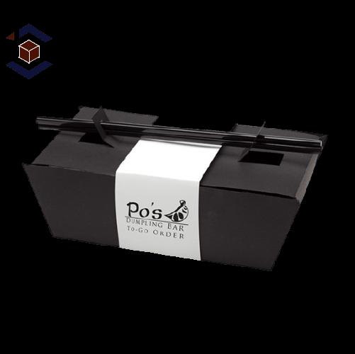 Custom Takeaway Boxes