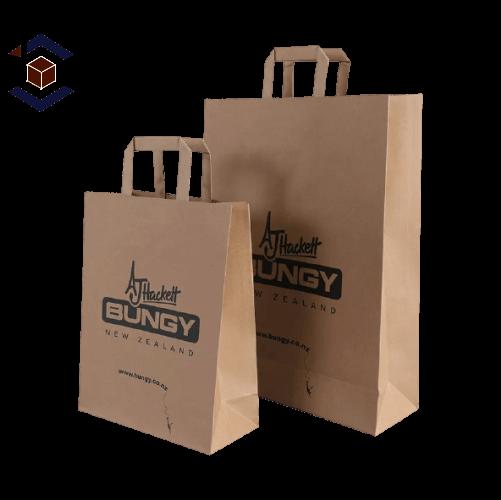 Custom Takeaway Packaging Bags