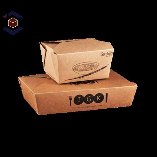 Custom Takeaway Packaging Boxes