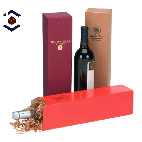Custom Wine Packaging
