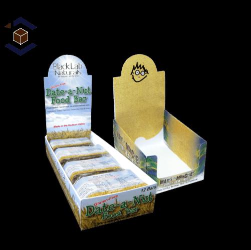 Food Counter Display Packaging Box