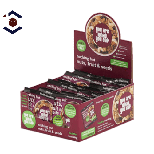 Health Counter Display Packaging Boxes