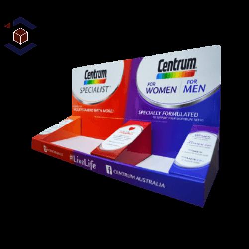 Pharmaceutical Display Packaging Box