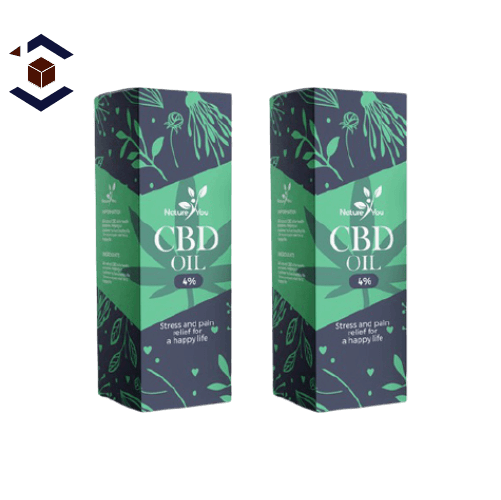 CBD Product Packaging Box