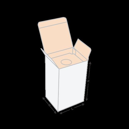 Die Cut Bulb Boxes
