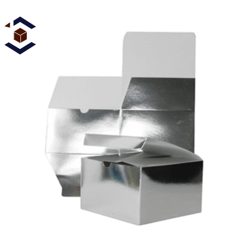 Wholesale Silver Foil Boxes