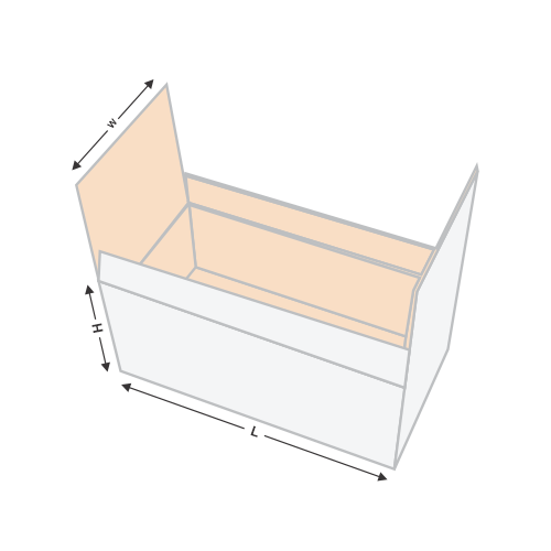 Corrugated shipping box 02